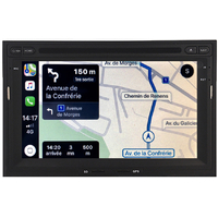 Autoradio tactile GPS Android 10.0 et Bluetooth Peugeot 3008 et Peugeot 5008 de 2009 à 2016