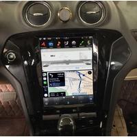 Ecran Tesla Style GPS Android 8.1 et Apple Carplay Ford Mondeo de 2007 à 2013