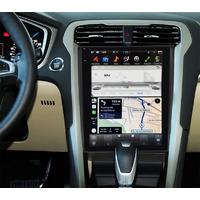 Ecran Tesla Style GPS Android 8.1 et Apple Carplay Ford Mondeo de 2014 à 2019