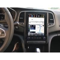 Ecran Tesla Style GPS Android 9.0 et Apple Carplay Renault Koleos, Talisman et Megane 4