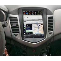 Ecran Tesla Style GPS Android 9.0 et Apple Carplay Chevrolet Cruze de 2009 à 2013