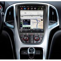 Ecran Tesla Style GPS Android 9.0 et Apple Carplay Opel Astra J de 2010 à 2015