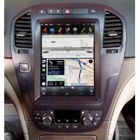 Ecran Tesla Style GPS Android 9.0 et Apple Carplay Opel Insignia de 11/2008 à 09/2013
