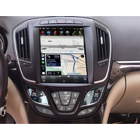 Ecran Tesla Style GPS Android 9.0 et Apple Carplay Opel Insignia de 2013 à 2017