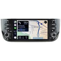 Autoradio tactile GPS Android 10.0 et Apple Carplay Fiat Punto et Punto Evo