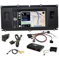 Autoradio tactile GPS Android 10.0 et Apple Carplay Range Rover Evoque de 2011 à 2015