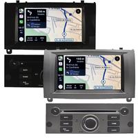 Autoradio tactile GPS Android 10.0 et Apple Carplay Peugeot 407 de 2004 à 2010