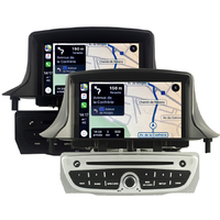 Autoradio tactile GPS Android 10.0 et Apple Carplay Renault Megane 3 de 2008 à 2016 et Fluence