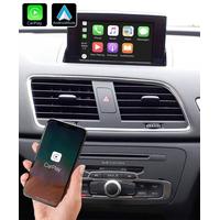 Système Apple Carplay sans fil et Android Auto pour Audi Q3 de 2011 à 2018