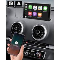 Système Apple Carplay sans fil et Android Auto pour Audi A3 de 05/2012 à 2020