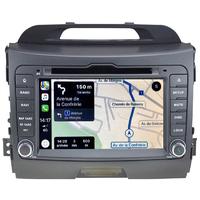 Autoradio tactile Android 10.0, Bluetooth et GPS Kia Sportage