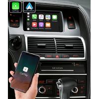 Apple Carplay sans fil et Android Auto pour Audi Q7 de 2005 à 2015