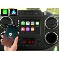 Système Apple Carplay sans fil et Android Auto pour Peugeot Partner de 2016 à 2018