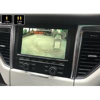 Interface Multimédia vidéo pour caméra compatible Porsche Macan de 2014 à 2018