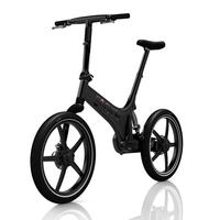 NOUVEAU GoCycle G3 NOIR - Vélo électrique 80kms d'autonomie (3 PACKS au choix)