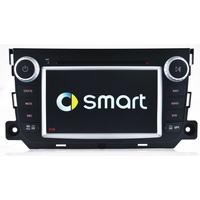 Autoradio GPS Smart Fortwo de 2012 à 2014
