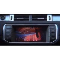Interface multimédia A/V et caméra de recul Land Rover Discovery 4, RR Evoque, FreeLander, Range Rover Vogue & Sport et Jaguar XF/XJL depuis 2014