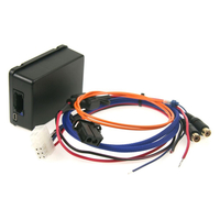 NTV-KIT008 - Interface audio Audi A4, A5, A6, A8, Q5 & Q7 - MOST AUX AUDI