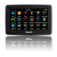 WayteQ x850 avec carte GPS optionnelle