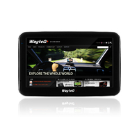 WayteQ x960 avec carte GPS optionnelle