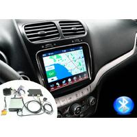 """NTV-KIT410 ou KIT453 - Navigation GPS et caméra de recul pour Dodge Charger & Journey avec autoradio UConnect 8,4"""""""