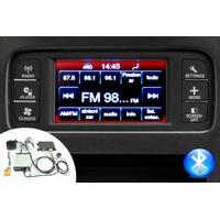 """NTV-KIT409 ou KIT452 - Navigation GPS et caméra de recul pour Fiat Freemont avec autoradio UConnect 4,3"""""""