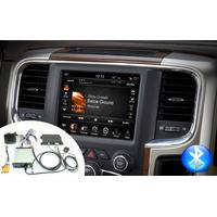 """NTV-KIT410 ou KIT453 - Navigation GPS et caméra de recul pour Fiat Freemont avec autoradio UConnect 8,4"""""""