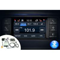 """NTV-KIT409 ou KIT452 - Navigation GPS et caméra de recul pour Chrysler 300 avec autoradio UConnect 4,3"""""""