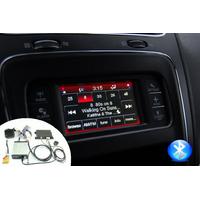 """NTV-KIT409 ou KIT452 - Navigation GPS et caméra de recul pour Dodge Charger et Journey avec autoradio UConnect 4,3"""""""