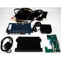 NTV-KIT439 - Navigation GPS et caméra de recul pour Ford C-Max, Escape, Fiesta, Focus & Fusion avec autoradio MyFord Touch
