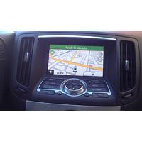 NTV-KIT405 - Navigation GPS et caméra de recul pour Infiniti EX35, FX35, FX45, G25, G35, G37, QX56 & Q45