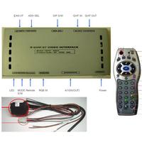 NTV-KIT175 - Interface vidéo & caméra de recul Jaguar XF, XJ, XJL & XK