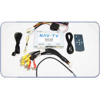 NTV-KIT223 - Interface vidéo & caméra de recul Lexus CT, RX350, RX400H & RH450H