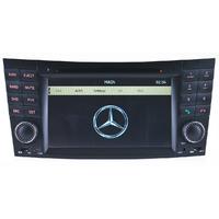 Autoradio GPS Mercedes Benz Classe E W211, CLS  & Classe G W463