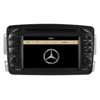 Autoradio GPS Mercedes Benz Classe A W168, Classe C W203, Classe E W210, ML W163, CLK, SLK W170, Classe G, Viano & Vito