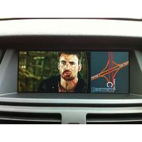 DVD pour débloquer la vidéo en roulant - BMW Série 1, Série 3, Série 4, Série 5, Série 6, Série 7, X1, X3, X5, X6, Z4, M3, M5, M6, X5 & X6 depuis 2009