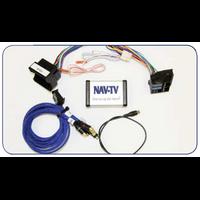 NTV-KIT102 - Interface audio vidéo & caméra Mercedes Benz Classe G, GL ML & Classe R de 2009 à 2012