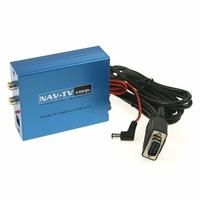 NTV-KIT038 - Interface vidéo & caméra de recul Porsche Boxster & 911 de 2000 à 2004
