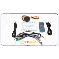 NTV-KIT185 - Interface vidéo et caméra de recul Nissan 370Z Altima Armada GTR Maxima Murano Pathfinder SANS autoradio navigation d'origine