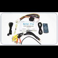 NTV-KIT312 - Interface vidéo & caméra de recul Nissan 370Z Armada GTR Maxima Murano Pathfinder AVEC autoradio navigation d'origine depuis 2010