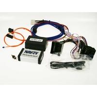 NTV-KIT217 - interface audio vidéo & Video in Motion Porsche Boxster, Cayenne, 911, Cayman & Panamera avec autoradio PCM3.1