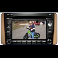 NTV-KIT265 - interface vidéo, VIM & caméra de recul Porsche Boxster, Cayenne, 911 & Cayman de 2009 à 2012