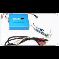 NTV-KIT389 - Interface caméra de recul Volkswagen avec autoradio RNS310, RNS315 & RCD510
