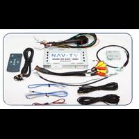 NTV-KIT187 - Interface audio vidéo & caméra de recul Volkswagen Touareg depuis 2011