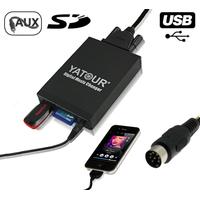 Interface Usb Mp3 Auxiliaire Volvo HU - C70, S40, S60, S80, V40, V70 & XC70
