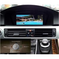 Interface caméra de recul et vidéo BMW Série 1, Série 3, Série 5/6 et BMW X5/X6 iDrive CCC depuis 2003 et Mini de 2006 à 2010