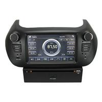 Autoradio GPS Peugeot Bipper, Citroën Nemo et Fiat Fiorino