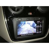 Interface caméra de recul & vidéo Dacia avec autoradio MediaNav