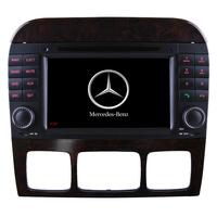 Autoradio GPS Mercedes Benz Classe S W220 et SL R230 de 07/2004 à 2009