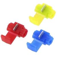 Connecteurs rapides auto-dénudant - sections 0.5mm² à plus de 2.5mm²